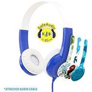 BuddyPhones Discover, kék - Headphones