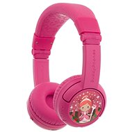 BuddyPhones Play+, rózsaszín - Vezeték nélküli fül-/fejhallgató