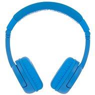 BuddyPhones Play+, világoskék - Vezeték nélküli fül-/fejhallgató