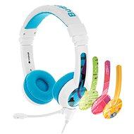 BuddyPhones School+, kék - Fej-/fülhallgató
