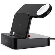 Belkin PowerHouse Apple Watch és iPhone számára, fekete - Töltőállvány