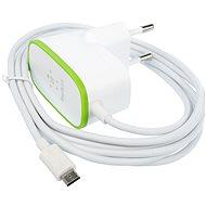 Belkin Micro USB töltő, fehér - Töltő