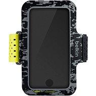 Belkin SportFit Plus iPhone 8/7/6/6s készülékhez, fekete-szürke-sárga - Mobiltelefon tok