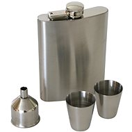 Berndorf Sandrik Flaska 240 ml, tölcsér + 2 csésze - Termosz