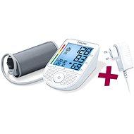 Beurer BM49 beszélő hálózati csatlakozóval - Vérnyomásmérő