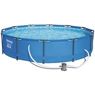 BESTWAY Steel Pro MAX Pool Set 3.66m x 76cm - Medence