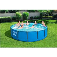 BESTWAY Steel Pro MAX Pool Set 4.27m x 1.07m - Medence