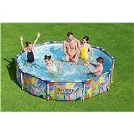 BESTWAY Steel Pro Pool 3.05m x 66cm - Medence