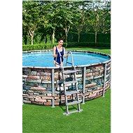 BESTWAY Power Steel Pool Set 4.27m x 1.22m - Medence