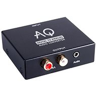 AQ AC01DA - DAC fejhallgató erősítő