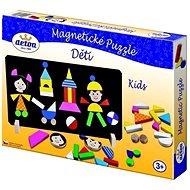 Detoa mágneses puzzle gyerekeknek - Puzzle