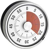 Mechanikus időzítő TFA 38.1028.10 - PUCK - antracit - Időzítő