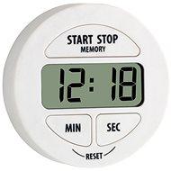 Digitális percmérő - időzítő és stopper - TFA38.2022.02 - Konyhai időzítő
