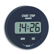 Digitális perc figyelő - időzítő és stopper - TFA38.2022.01 - Időzítő