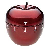 Mechanikus percmérő TFA 38.1030.05 - piros alma - Konyhai időzítő