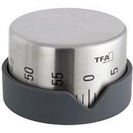 Mechanikus perc TFA 38.1027.10 - Időzítő