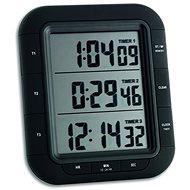 Digitális időzítő - időzítő és stopper - háromszoros TFA38.2023 - Konyhai időzítő