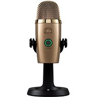 BLUE Yeti Nano arany - Asztali mikrofon