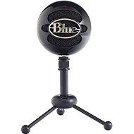 BLUE Snowball Gloss Black - Asztali mikrofon
