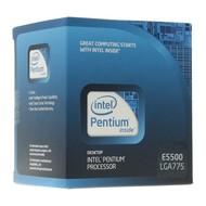 Intel Pentium Dual-Core E5500 - Processor