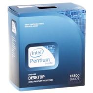 Intel Pentium Dual-Core E6500 - Processor