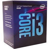 Intel Core i3-8100 - Processzor