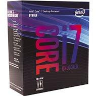 Intel Core i7-8700K - Processzor