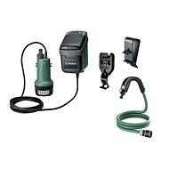 BOSCH GardenPump 18 akkumulátor nélkül - Búvárszivattyú