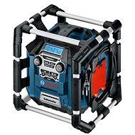 BOSCH GML 20 Professional - Akkus rádió