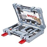 BOSCH 76 darabos Premium X-Line fúró- és csavarhúzó készlet - Szerszámkészlet