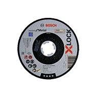 Vágótárcsa BOSCH X-LOCK Expert for Metal Lapos vágótárcsa