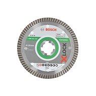 Gyémánt korong BOSCH X-LOCK Gyémánt vágótárcsa Best for Ceramic Extraclean Turbo rendszer - Diamantový kotouč
