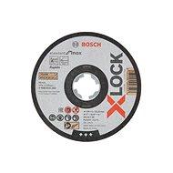 Vágótárcsa BOSCH X-LOCK Standard for Inox Lapos vágótárcsa