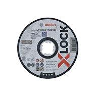 Vágótárcsa BOSCH X-LOCK Expert for Inox+Metal Lapos vágótárcsa - Řezný kotouč