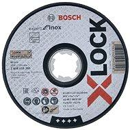 Vágótárcsa BOSCH X-LOCK Expert for Inox Lapos vágótárcsa