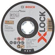 Vágótárcsa BOSCH X-LOCK Standard for Inox Sima vágótárcsa - Řezný kotouč