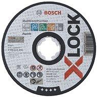 Vágótárcsa BOSCH X-LOCK Multi Material Lapos vágótárcsa - Řezný kotouč
