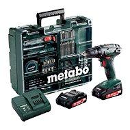 Metabo BS 18Li, 2×2Ah - Akkus fúró-csavarozó