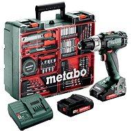 METABO SB18LSet MD 2x2,0Ah - Akkus fúró-csavarozó