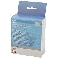 BOSCH vízkőtelenítő tabletta kávéfőzőhöz - 12 db - Vízkőmentesítő