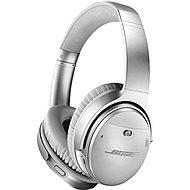 Bose QuietComfort 35 II ezüst - Fej-/Fülhallgató