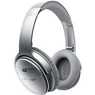 Bose QuietComfort 35 wireless silver - Fej-/Fülhallgató