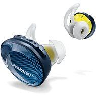 BOSE SoundSport Free Wireless kék - Fej-/Fülhallgató