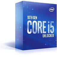 Intel Core i5-10600K - Processzor