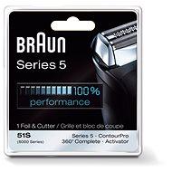 Braun Series COMBIPACK 5-51S - Pengés borotva