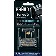 Braun COMBIPACK FlexIntegral-31B fekete - Pengés borotva