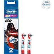 Oral-B Kids StarWars pótfej 2db - Pótfej