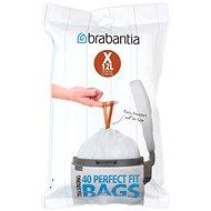 Brabantia PerfectFit 12L (X) - 40 db - Szemeteszsák