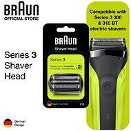 Braun Combipack 21B - Pengés borotva