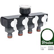 Bradas White line csapcsatlakozó 4 - Külső menetes adapter